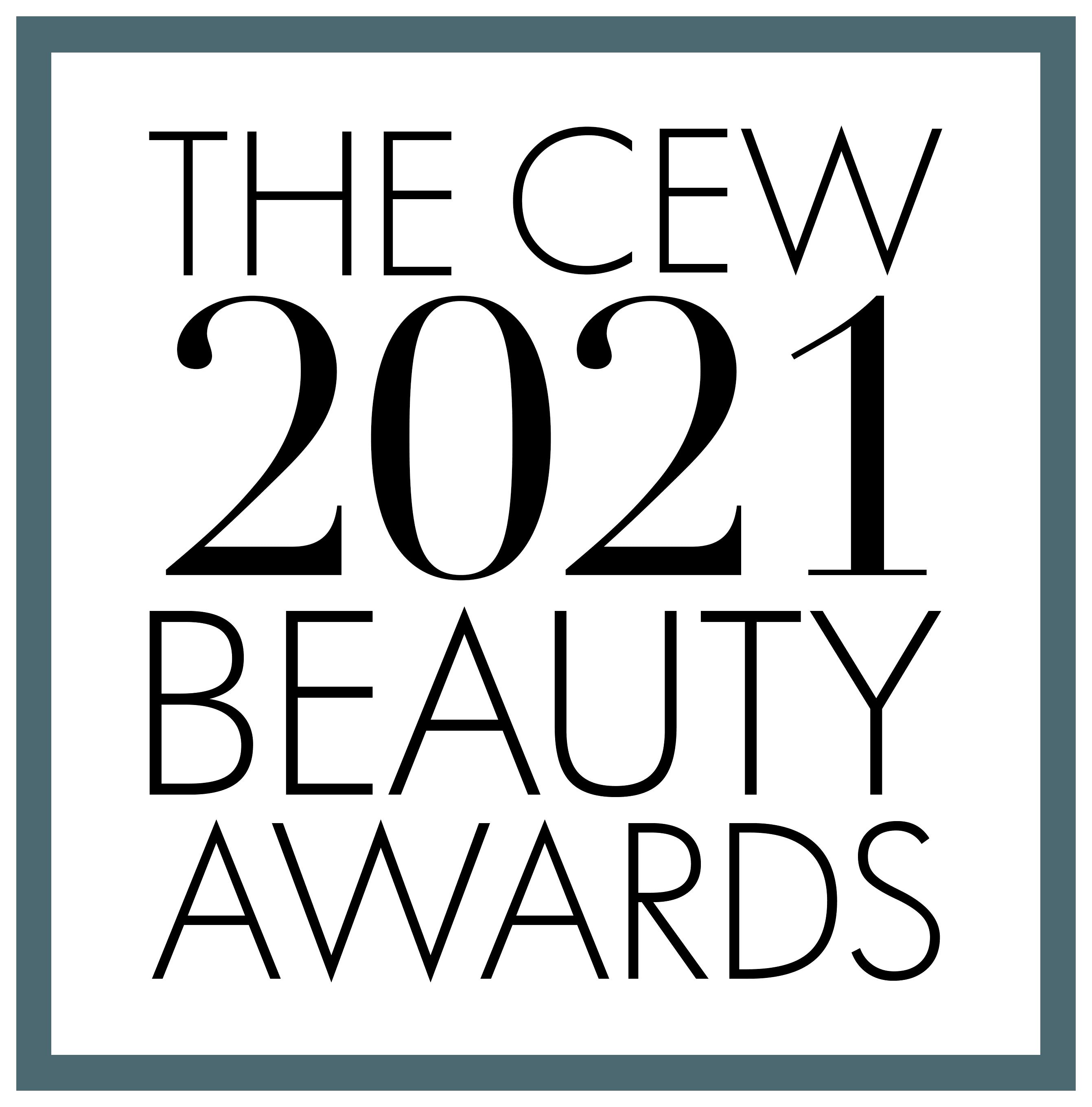 The CEW 2021 Beauty Awards
