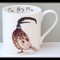 The Big Man Mug
