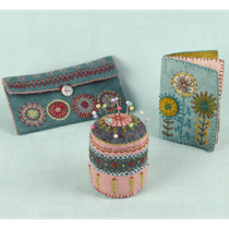 Sewing Accessories Embroidered Felt Craft Kits
