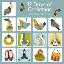 12 Days of Christmas Felt Craft Mini Kit
