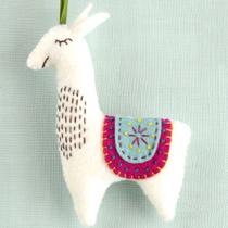 Llama Felt Craft Mini Kit