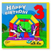 Happy Birthday Cows 3