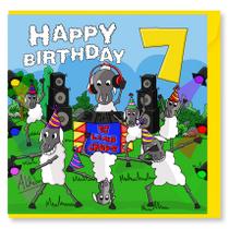 Happy Birthday Sheep 7