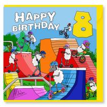 Happy Birthday Sheep 8