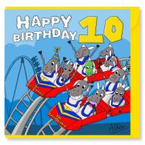 Happy Birthday Sheep 10