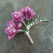 British Flower Jewellery