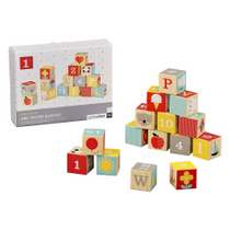 Alphabet Wooden Blocks from Petit Collage