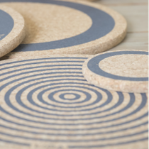 Cork Collection | Planet Placemats & Coasters