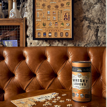 Whiskey Lover's Jigsaw Puzzle
