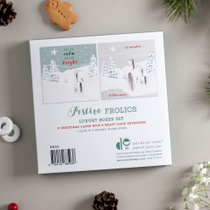 BOXED NOTE-LETS + XMAS SHORTLISTED forGIFT OF THE YEAR 2019!