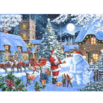 Christmas Collectors Edition No. 14 - Seeing Double 1000 & 500 piece