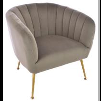Cromarty Grey Tub Chair