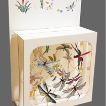 Box Cards: Dragonflies