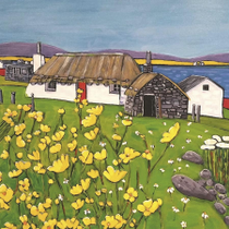 """White Croft by the Sea"" by Sheena McGoogan"
