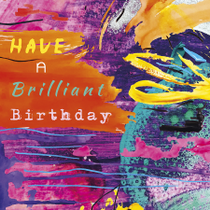 """Brilliant Birthday"" by Elizabeth Medley"