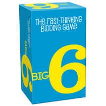 Big 6, The Fast-Thinking Bidding Game