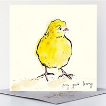 NEW - Sorry You're Leaving Greetings Card