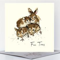 NEW - Fun Times Greetings Card