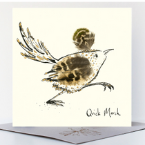 NEW - Quick March Greetings Cards