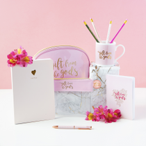 Calligraphy & Hearts Collection