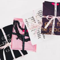 Gift-Wrapped Sleepwear