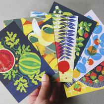 Fruit Salad Postcard Pack