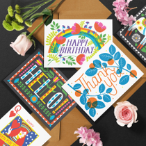 Occasion card collections