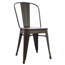 Fitzroy Solid Leg Dining Chair