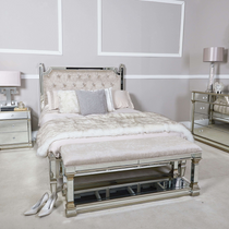 Apollo Champagne - Bedroom Collection