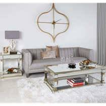 Apollo Champagne - Living Room Collection