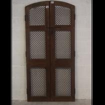 Wooden Jali door