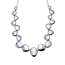 Stepping Stones Polished Necklace