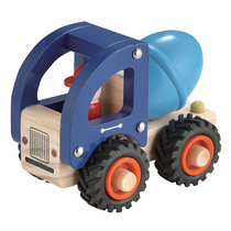 Wooden Brrm-Brrms Work Vehicles