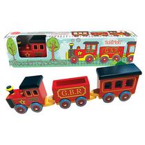 Wooden Choo-Choo Train