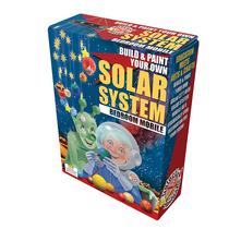 Build & Paint Solar System Mobile