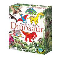 Mould & Paint Dinosaurs