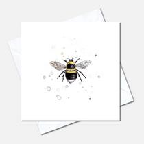 Bumble Bee Greetings Card