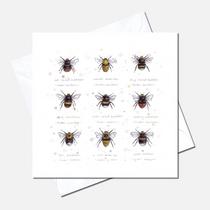 Buzz & Bumble Greetings Card