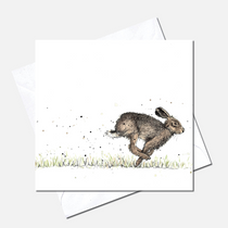 Escape Greetings Card
