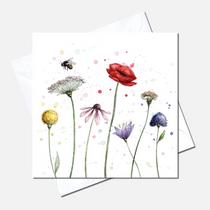 Spring has Sprung Greetings Card