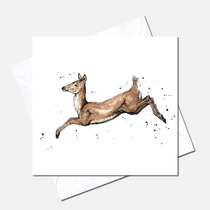 The Leap Greetings Card