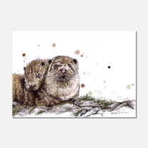 Partners in Crime Limited Edition Print