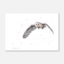 In Flight Limited Edition Print