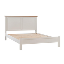 The Ripley Oak Collection King Size Bed