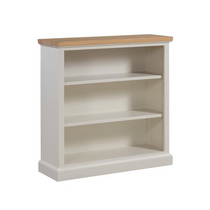 The Ripley Oak Collection Low Bookcase