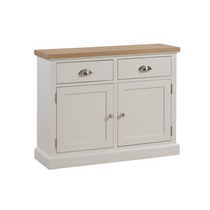The Ripley Oak Collection Two Door Two Drawer Sideboard