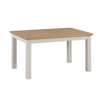 The Ripley Oak Collection Extending Dining Table
