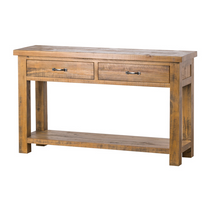 The Deanery Collection Two Drawer Console Table