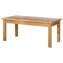 The Deanery Collection 2 Drawer Dining Table