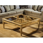 AMC 60 Square Coffee Table in Cluster Oak